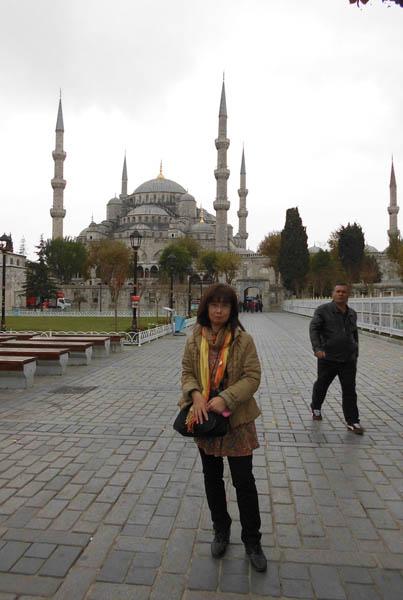 イスタンブール アヤソフィア大聖堂