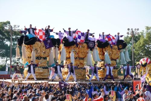 新居浜太鼓祭り(愛媛県)