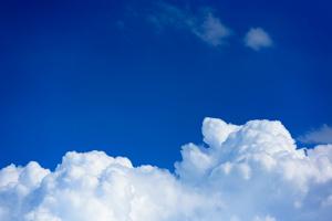 空はなぜ青いの?