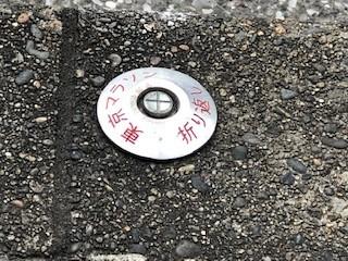 東京マラソンの折り返し地点