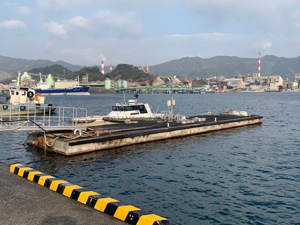 港の見えるホテルで