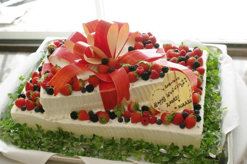 平成の主流生ケーキ