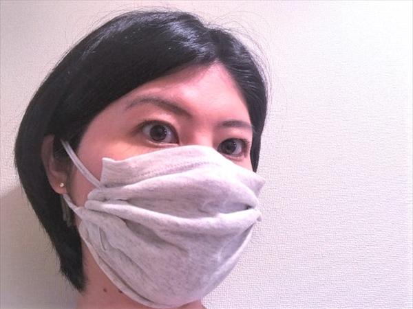 マスク の 作り方 簡単 縫わ ない