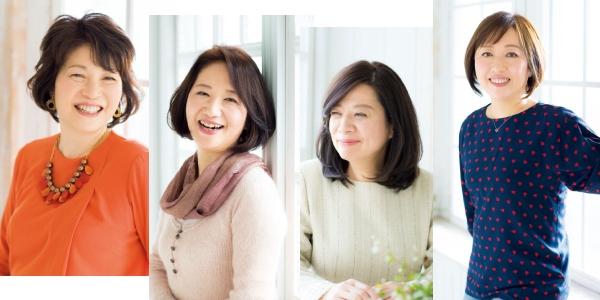 50代以上の女性の髪形