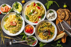 スパゲッティとパスタはどう違うの?