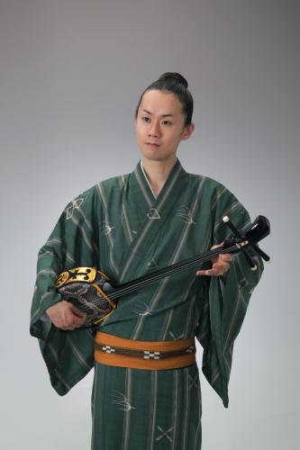 伊藤 淳(いとうあつし)さん 琉球三線奏者
