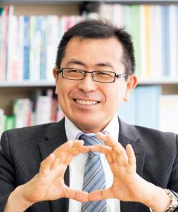飯島勝矢さん