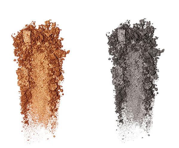 「ブラウン」と「白から黒」はアイシャドウの鉄板カラー
