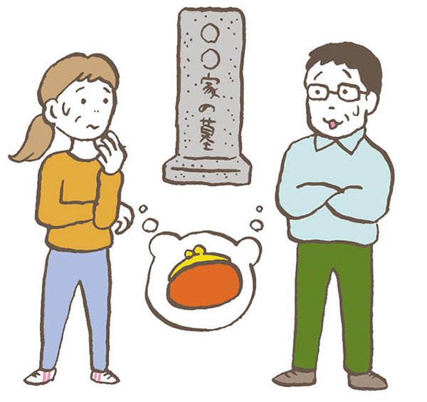 【死後の手続き7】お墓の管理