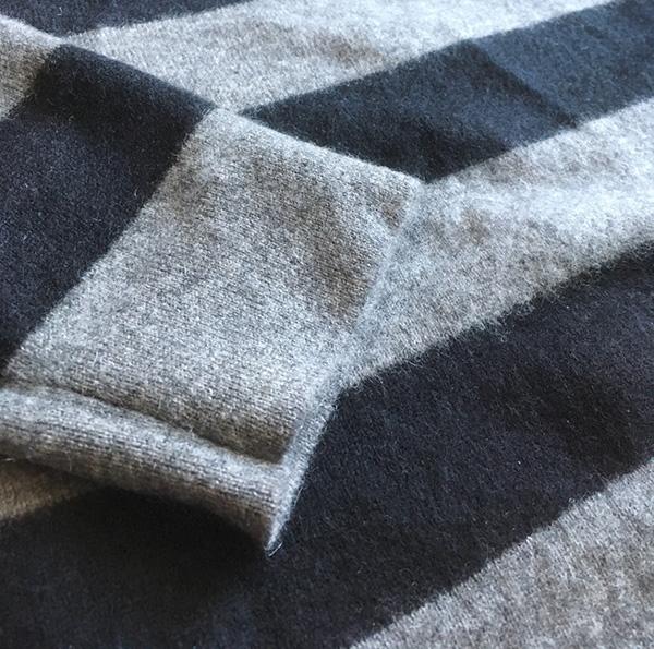 無印良品で買ったカシミヤセーター