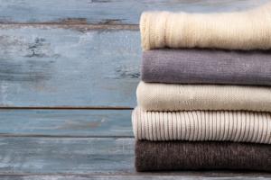 セーターは何回着たら洗濯すればいいの?