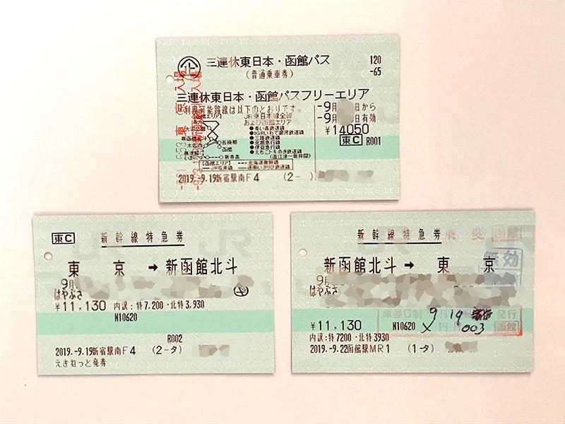 (4-写真・JR東日本とJR北海道が毎年発売している。注*10/1からは14370円)