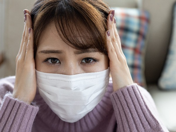 マスクを着けていると臭くなるのはなぜ?