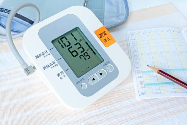 夫の血圧管理から考える糖質オフ