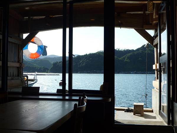 舟屋の宿 鍵屋