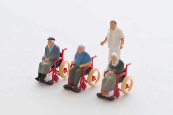 介護の人材不足