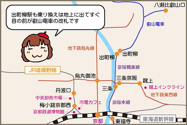 YASCORN京都鉄道旅ハルメクWEB