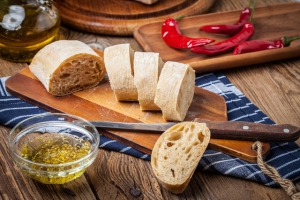 イタリアではどんなパンが食べられているの?