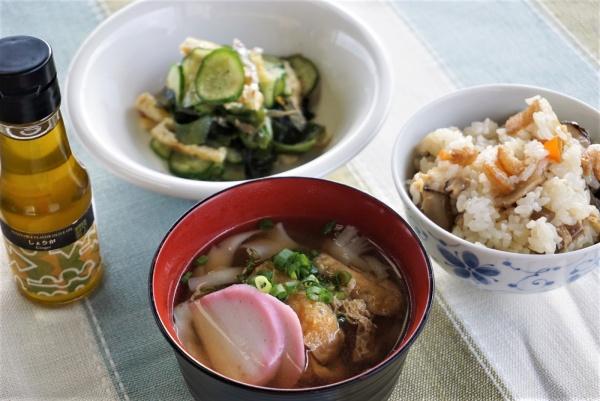 小豆島の郷土料理