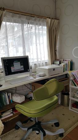 整備したパソコンルーム