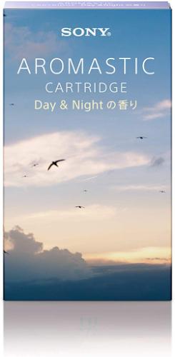 AROMASTIC CARTRIDGE Day & Nightの香り
