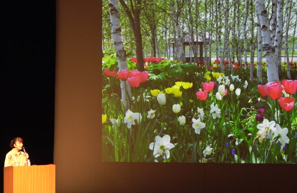 ガーデナー上野砂由紀さんお話会「四季の庭を楽しむ工夫」