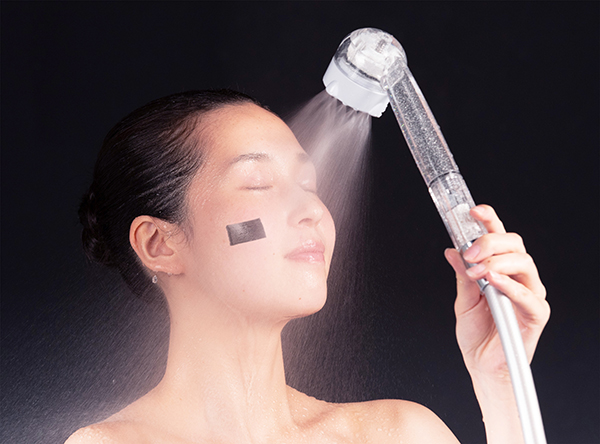 健康美肌に特化したシャワーヘッドにも注目!