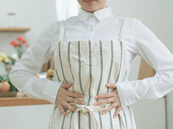 腹筋低下に要注意。中年太りの元凶!