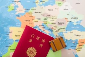 日本からビザなしでいける外国はどれくらいあるの?