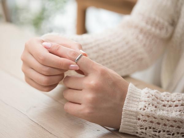 【回答A】人さし指用の指輪