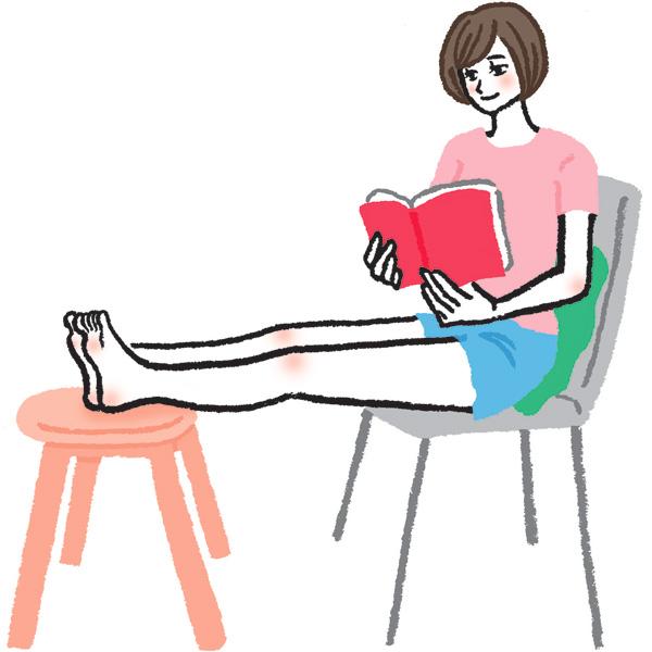 下肢静脈瘤を防ぐ日常生活