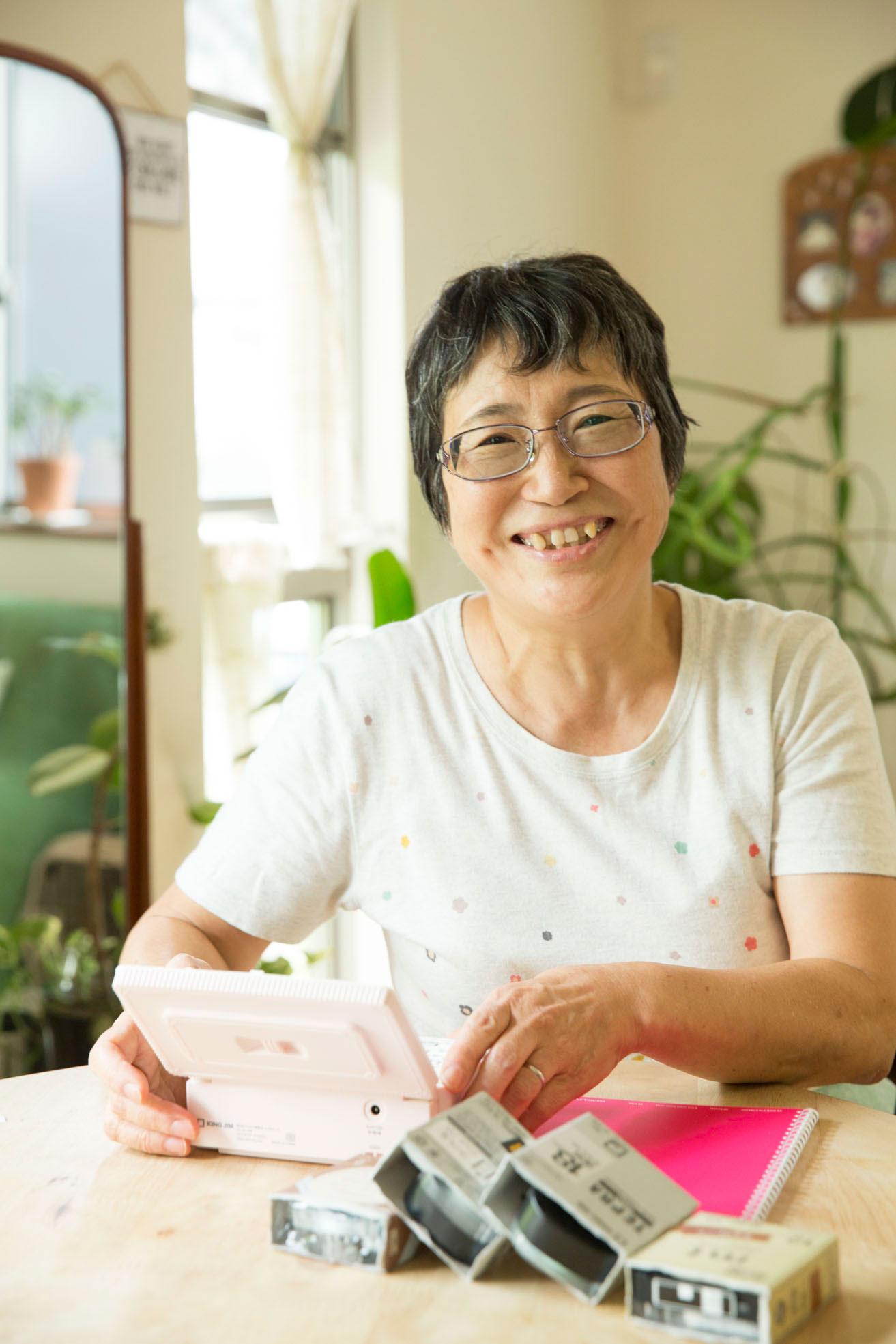 「片づけ大賞」特別賞(3名)