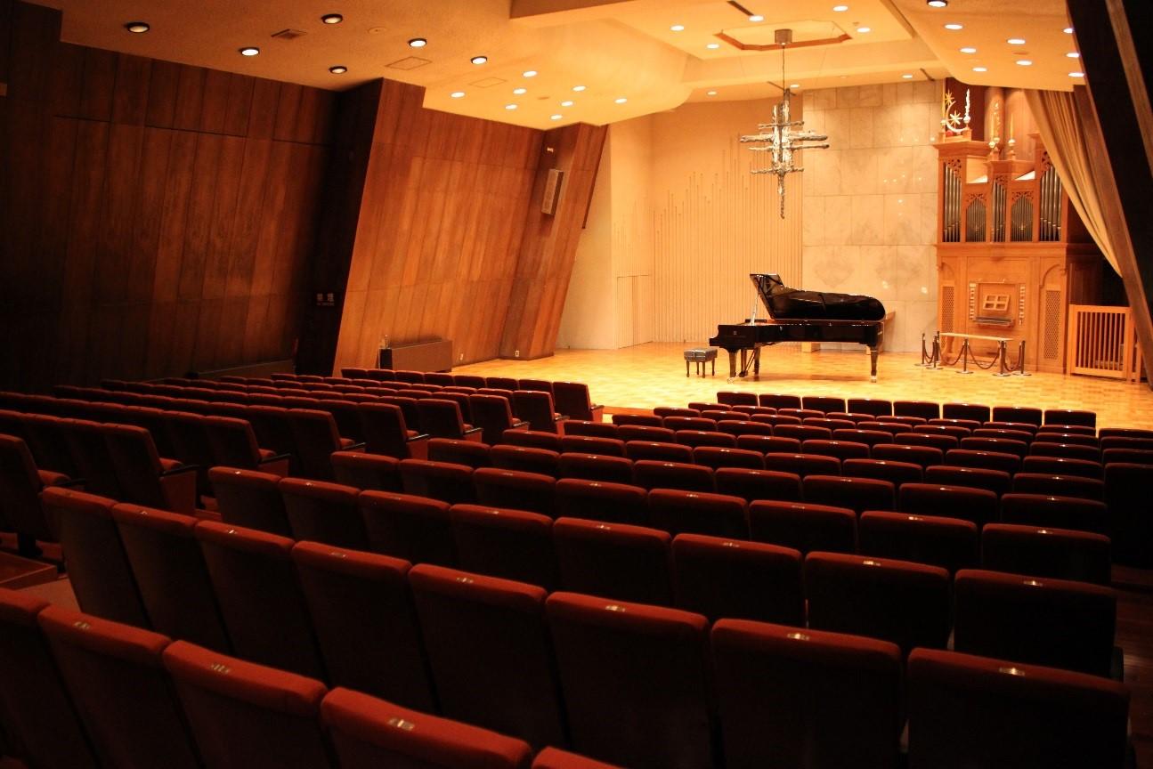 ルーテル市ヶ谷教会ホール