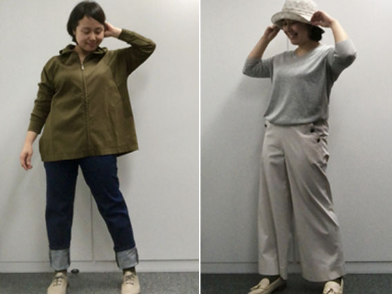 低身長ファッションのスタイル良く見せるコツ