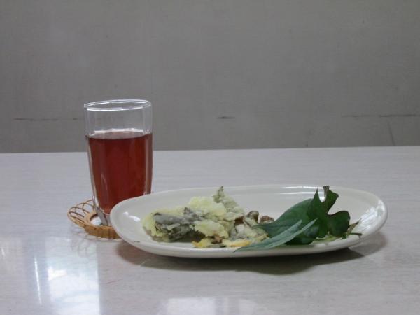 ドクダミ茶の効用