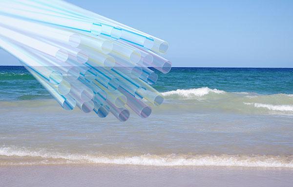 マイクロプラスチックのイメージ