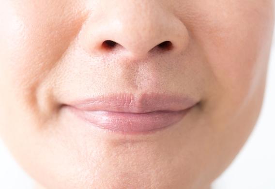50代の唇