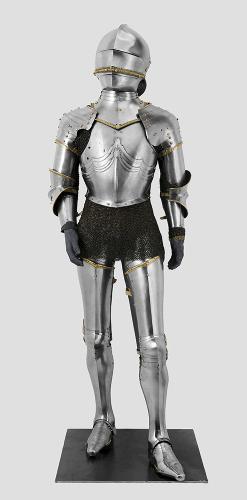 ロレンツ・ヘルムシュミット《神聖ローマ皇帝マクシミリアン1世の甲冑》