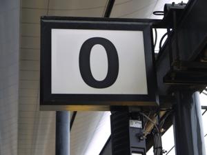 電車の駅に「0番線」ホームはなぜあるの?