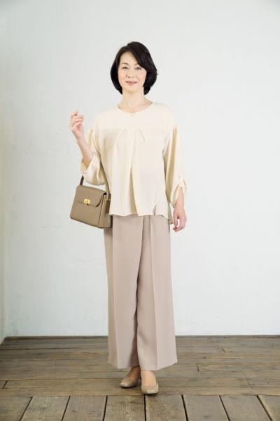 同窓会ファッションNG例
