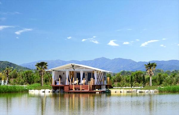 アメリカアウトドアリゾートをコンセプトに2004年に開業した大型リゾート「伊勢志摩エバーグレイズ」