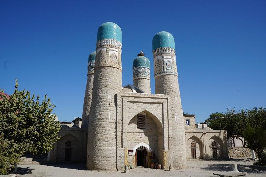ウズベキスタン観光