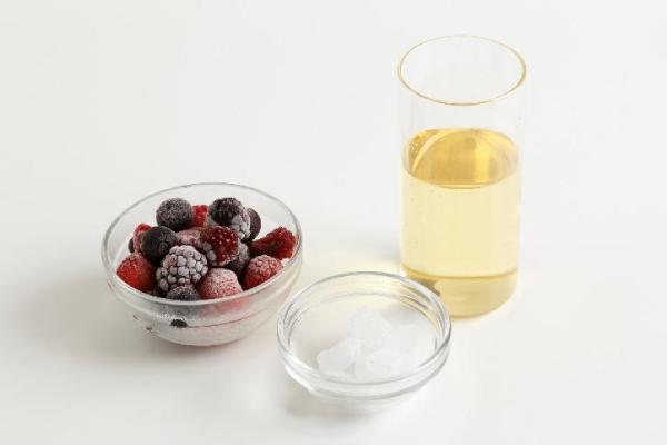 簡単!果実酢の材料