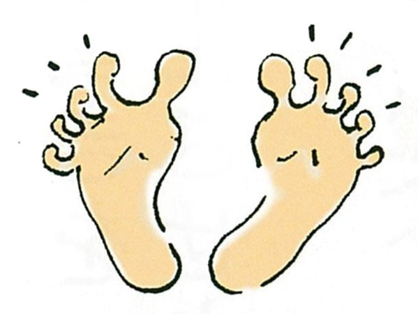 【きくち体操・基本のやり方2】足のグーとパー3