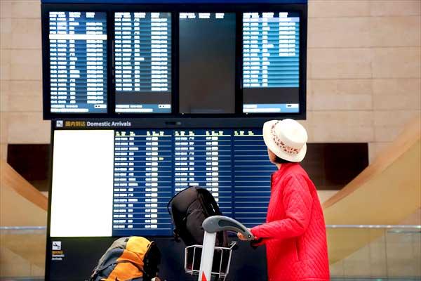 台湾へは大手航空会社のほか数々のLCCも運行