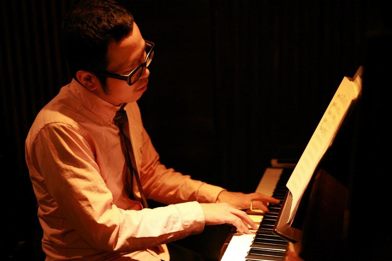 ピアノ奏者 須藤信一郎さん