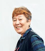 阿部絢子さん