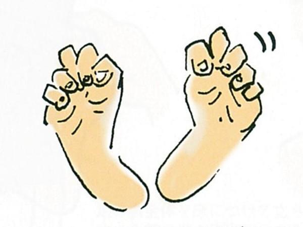 【きくち体操・基本のやり方2】足のグーとパー2