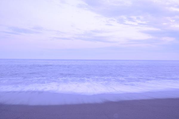 海 撮影=山下コウ太