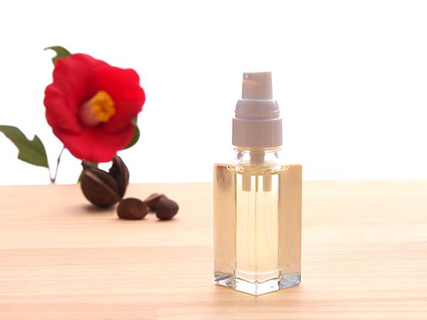 椿油のイメージ